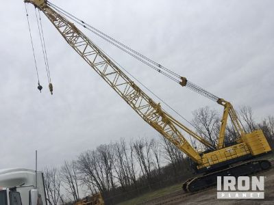 2016 Kobelco CK1600G-2 Lattice-Boom Crawler Crane