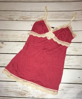 Volume One Junior Cami, Size M