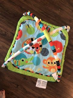 Baby play tummy time mat