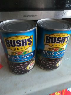 Bush's Black Beans Expires April 2020 and May 2020