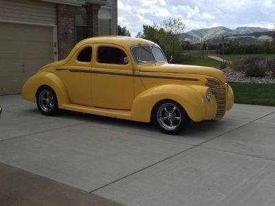 1938 Honda Accord EX (Yellow)