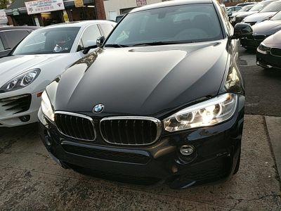 2016 BMW X6 AWD 4dr xDrive35i (Black Sapphire Metallic)