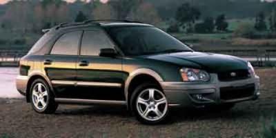 2004 Subaru Impreza Outback Sport ()