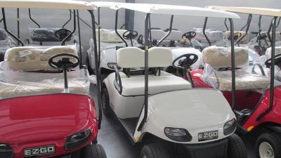 2016 E-Z-Go Freedom TXT Electric Golf Golf Carts Lakeland, FL