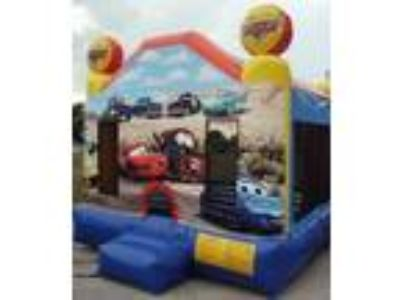 Atlanta GA Cars Bounce House For Rent for Rent