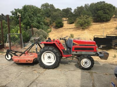 """Gearmore 48"""" Rotary Mower (3-Point)"""