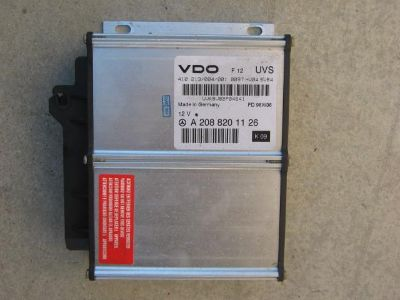 Buy 1999 Mercedes Clk320 W208 Convertible Top Computer Module ECM A 208 820 11 26 motorcycle in Norco, California, US, for US $450.00