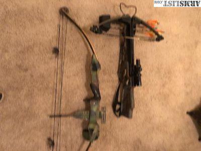 For Sale: Crossbow Horton hunter