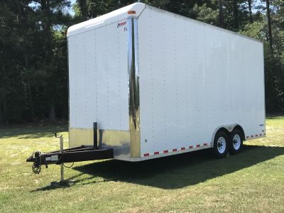 20ft pace American trailer