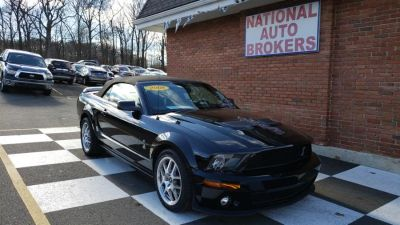 2008 Ford Mustang Shelby GT500 (Black)