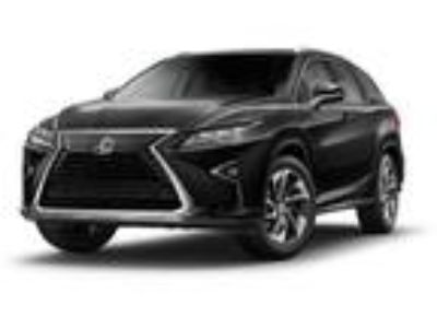 new 2019 Lexus RX 350L for sale.