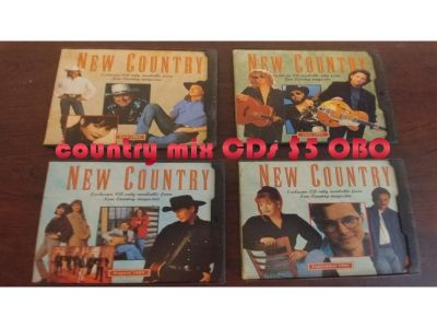 Country CDs