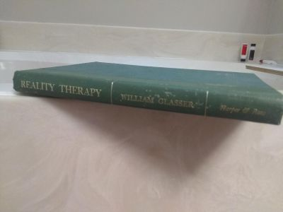 Reality Therapy: 1965 First Edition (Vintage book)