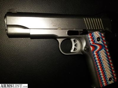 For Sale: Ruger SR1911 Commander