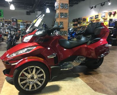2015 Can-Am Spyder RT Limited Trikes Motorcycles Barre, MA