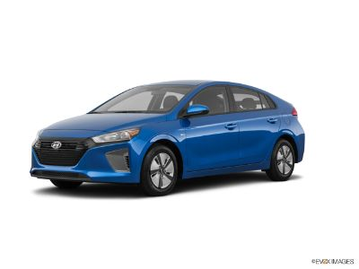 2018 Hyundai IONIQ Hybrid Blue (Electric Blue Metallic)