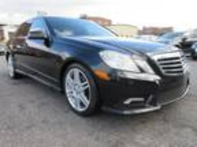Used 2011 MERCEDES-BENZ E For Sale