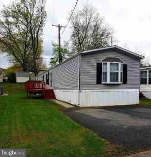 7810 Clark Rd #D52 Jessup Three BR, Cute Single Wide Mobile Home