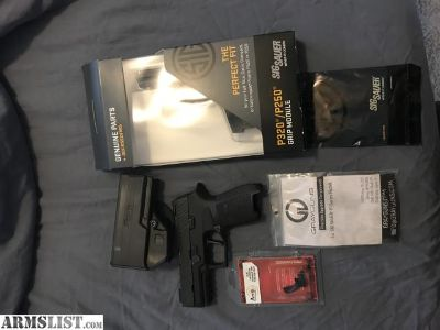 For Trade: Sig P320