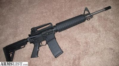 For Sale: AERO PRECISION GEN2 AR-15 RIFLE MID-LENGTH .223 - 5.56 NATO MILL SPEC - UPGRADED TRIGGER