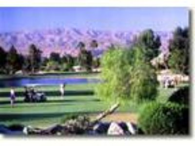 PALM DESERT RESORT CONDO ON GOLF COURSE - Condo