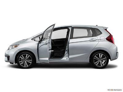 2016 Honda Fit 5DR HB CVT EX (BLACK)