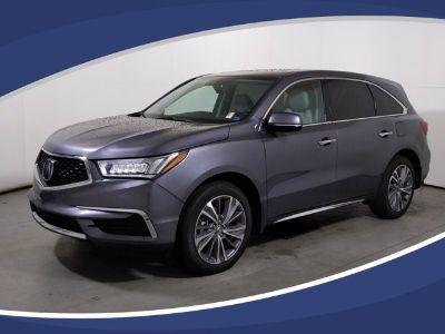 2018 Acura MDX w/Technology Pkg (Modern Steel Metallic)