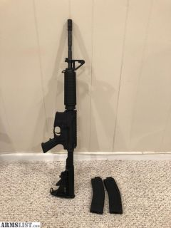 For Sale: Anderson AR15 Lower with Chiappa 22lr upper