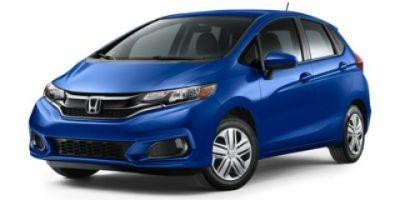 2018 Honda Fit LX (Gray)