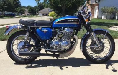 1976 HONDA CB750K6