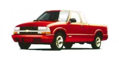 2000 Chevrolet S-10 LS (Dark Cherry Red Metallic)