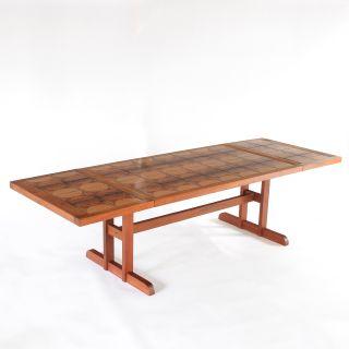 Danish Modern Mid Century Modern- Dining Table