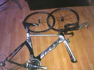 $1,000 2009 Felt B12 TT Bike. 54cm Great Triathlon, Full Carbon (Eagle River/Anc)