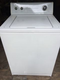 Roper Whirlpool Washer Super Capicity