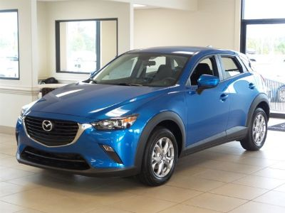 2017 Mazda CX-3 Sport (Dynamic Blue Mica)