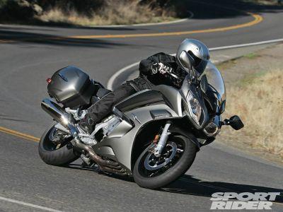 2013 Yamaha FJR 1300 A