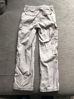 Carter s size 8 pull on cargo pants never worn