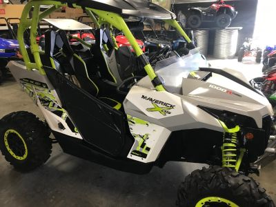2015 Can Am MAVERICK 1000X DS TURBO DPS