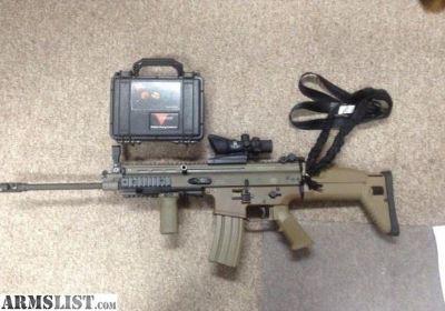 For Sale: FN SCAR TAN 16S