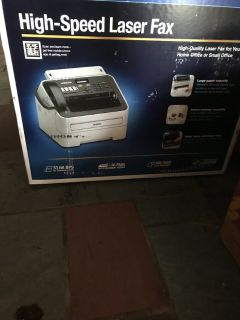 Brothers IntelliFax-2840 High-Speed Laser Fax