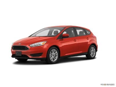 2018 Ford Focus SE (Hot Pepper Red)