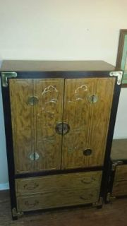 $400, Antique Queen Bedroom Set