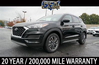 2019 Hyundai Tucson SEL (Black Noir Pearl)