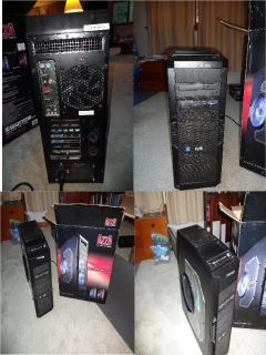 Custom built desktop tower PC