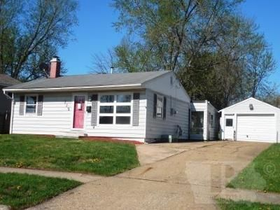 2 Bed 1 Bath Foreclosure Property in Ottumwa, IA 52501 - Marianna Ave