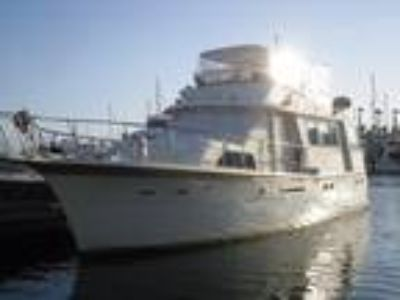 58' Hatteras Motor Yacht - USCG Certified 1979