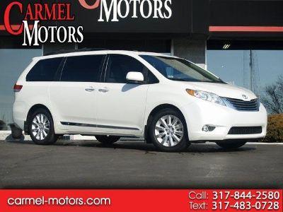 2012 Toyota Sienna Limited 7 Passenger