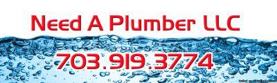 Need A Plumber LLC serving Northern Virginia
