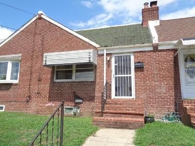 3 Bed 2 Bath Foreclosure Property in Wilmington, DE 19802 - E 23rd St
