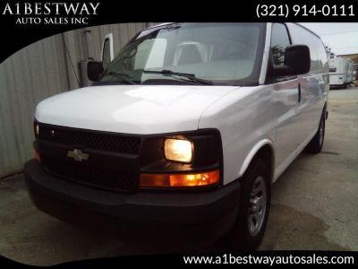 2011 Chevrolet Express 1500 1500 (Summit White)